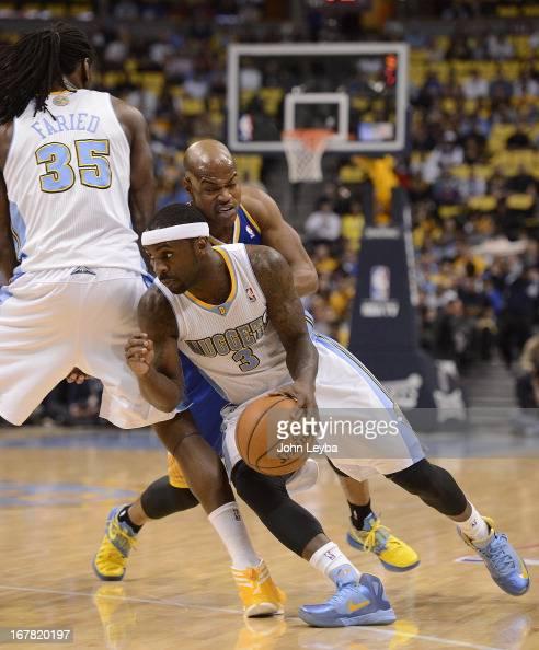 Denver Nuggets X Golden State Warriors: Golden State Warriors V Denver Nuggets