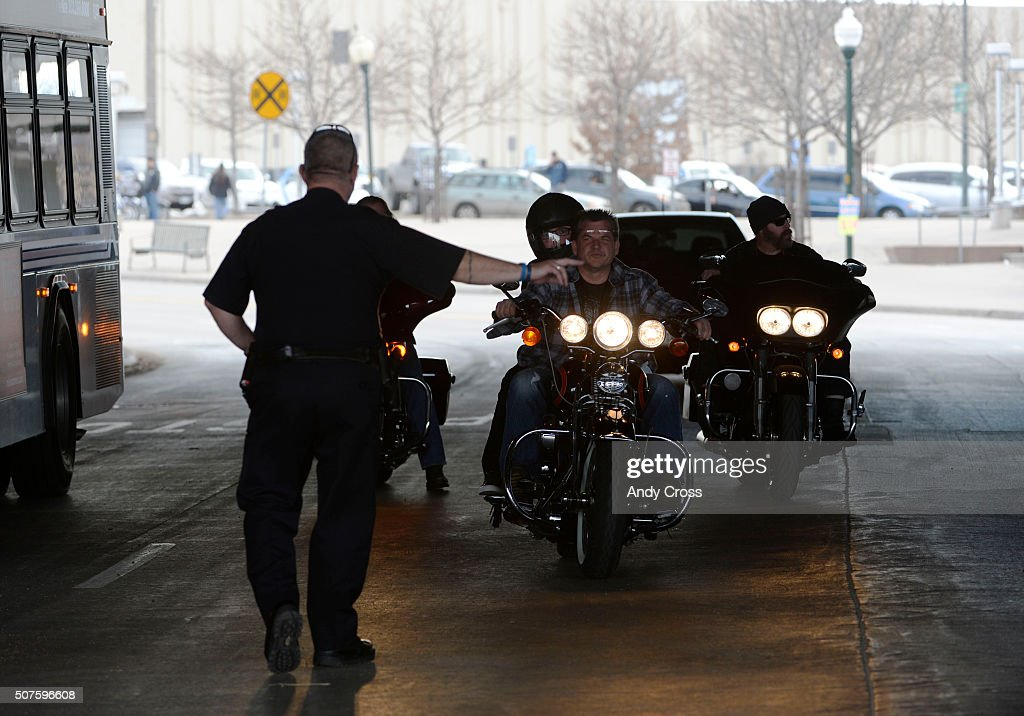 motorcycle shooting k  Shooting at the National Western Complex Pictures | Getty Images