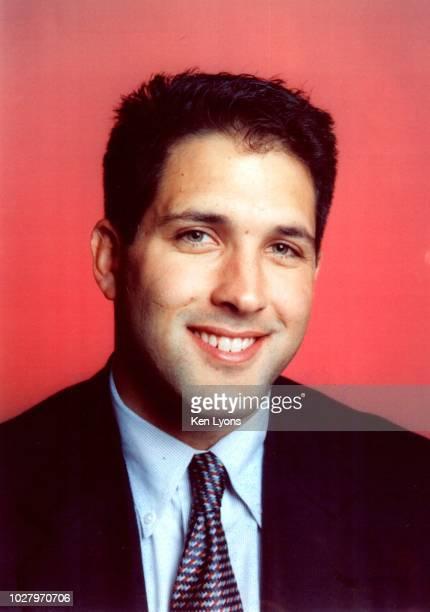 Denver Post reporter Adam Schefter is seen in this 1998 staff portrait