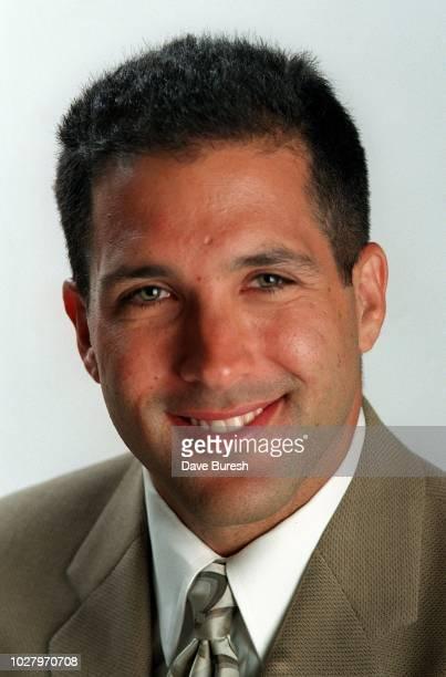 Denver Post reporter Adam Schefter is seen in this 2001 staff portrait