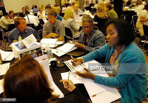 DENVER CO JUNE 12 2006 Denver Public Schools implements the Principals Institute held at the Colorado Convention Center a twoweek program that...