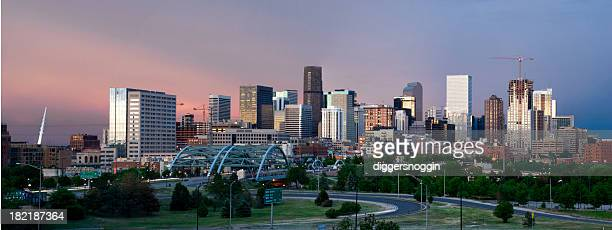 denver skyline panorama