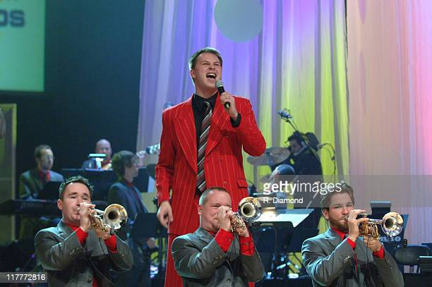 Denver the Mile High Orchestra during 36th Annual GMA Music Awards Rehearsals at Grand Ole Opry House in Nashville Tennessee United States