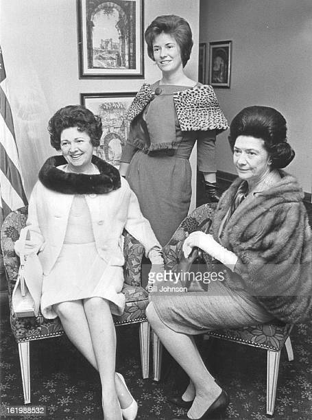 SEP 27 1965 SEP 29 1965 Denverites View Couture Collection Tuesday GanoDowns showed American Couture Collection '65 at Denver Athletic Club Viewers...