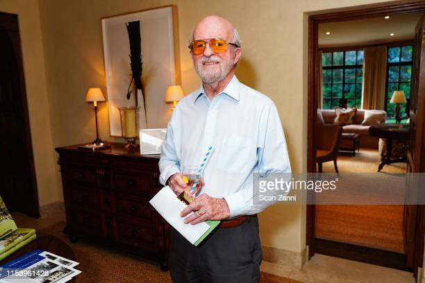Denward Collins Jr attends A Country House Gathering To Benefit Preservation Long Island on June 28 2019 in Locust Valley New York