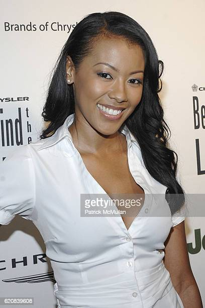 Denyce Lawton attends Chrysler LLC Presents the 6th Annual Behind The Lens Award Honoring Spike Lee at Beverly Hills on March 26 2008 in Beverly...