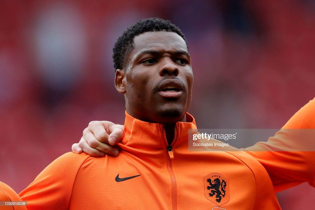 Holland  v Georgia  -International Friendly : News Photo