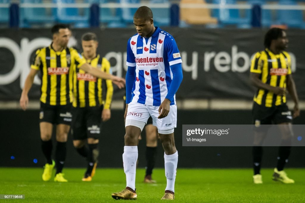 Vitesse v Heerenveen - Eredivisie