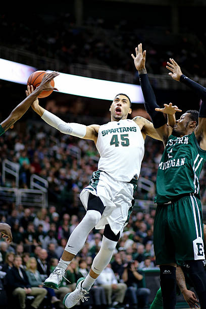 Eastern Michigan v Michigan State Photos and Images  7abde98bd3d8