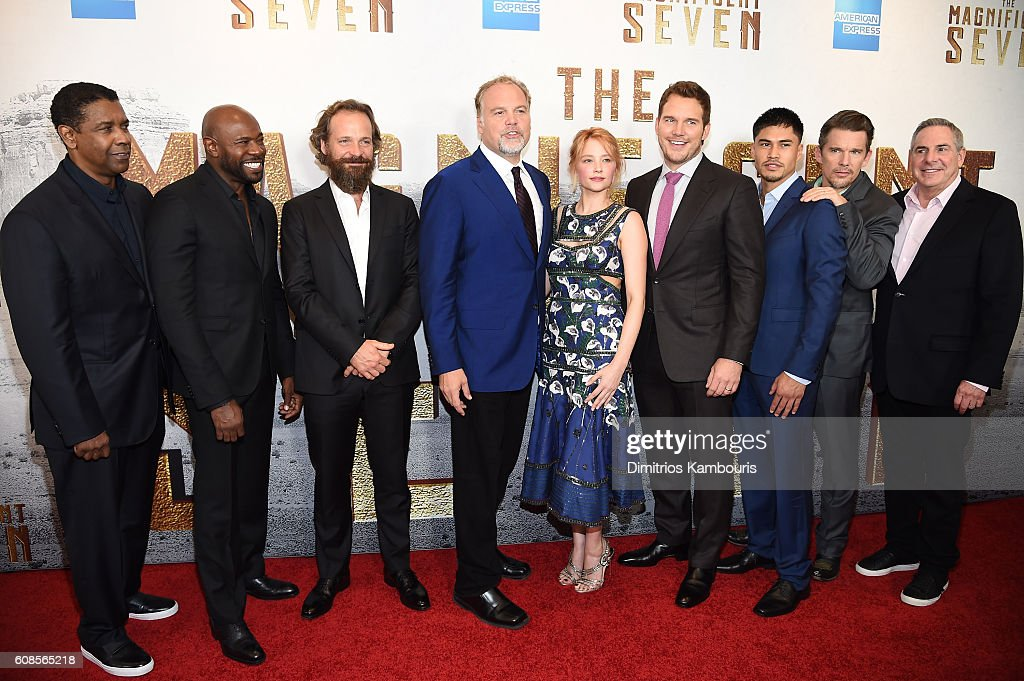 """The Magnificent Seven"" New York Premiere"