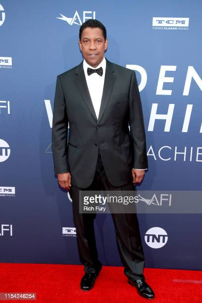 Denzel Washington attends the 47th AFI Life Achievement Award honoring Denzel Washington at Dolby Theatre on June 06 2019 in Hollywood California