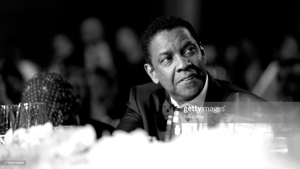 47th AFI Life Achievement Award Honoring Denzel Washington - Inside : News Photo