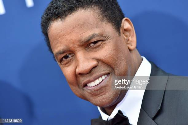 Denzel Washington attends the American Film Institute's 47th Life Achievement Award Gala Tribute to Denzel Washington at Dolby Theatre on June 06,...