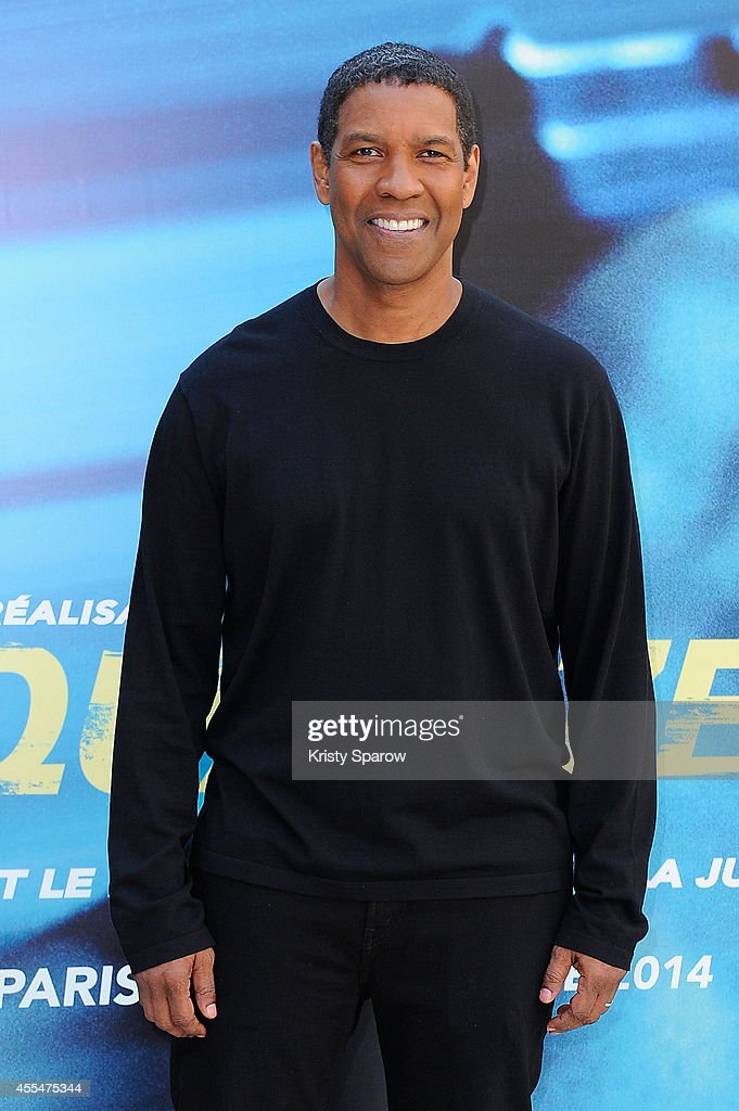 'Equalizer' Paris Premiere At Hotel Bristol