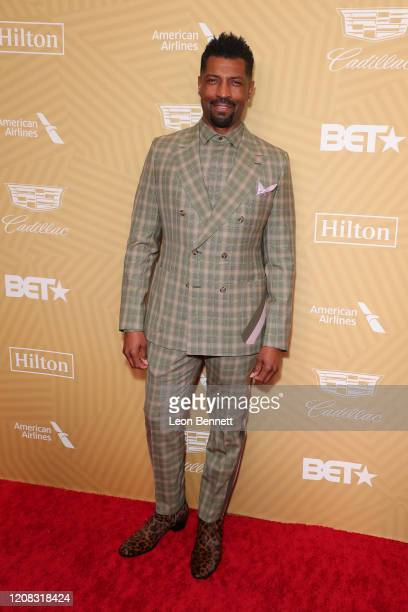 Deon Cole attends American Black Film Festival Honors Awards Ceremony at The Beverly Hilton Hotel on February 23, 2020 in Beverly Hills, California.