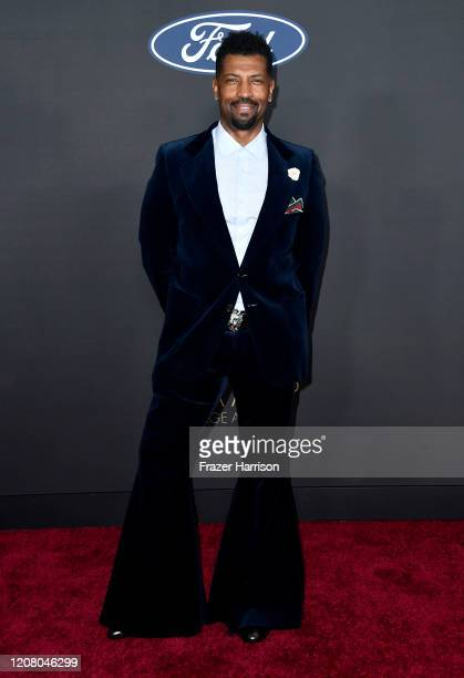 Deon Cole attends the 51st NAACP Image Awards Presented by BET at Pasadena Civic Auditorium on February 22 2020 in Pasadena California