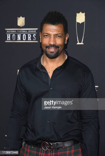 Deon Cole attends the 8th Annual NFL Honors at The Fox Theatre on February 02 2019 in Atlanta Georgia