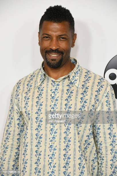 Deon Cole attends the Disney ABC Television TCA Summer Press Tour at The Beverly Hilton Hotel on August 7 2018 in Beverly Hills California