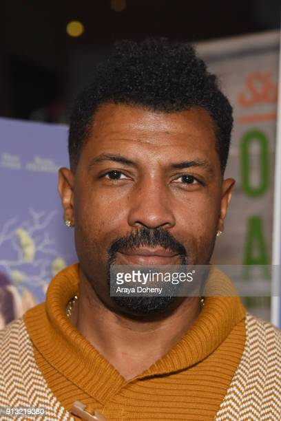 Deon Cole attends the premiere of IFC Films' 'The Female Brain' at ArcLight Hollywood on February 1 2018 in Los Angeles California