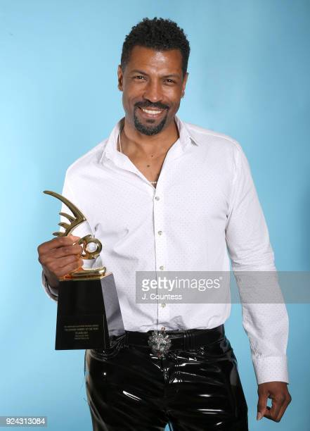 Deon Cole poses for a portrait during the 2018 American Black Film Festival Honors Awards at The Beverly Hilton Hotel on February 25 2018 in Beverly...