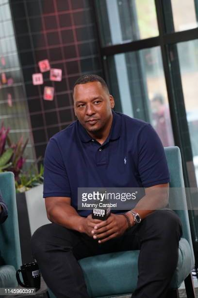 Deon Taylor attends Build Series to discuss the film The Intruder at Build Studio on April 29 2019 in New York City