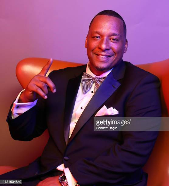 Deon Taylor poses for a portrait during the BET Awards 2019 at Microsoft Theater on June 23 2019 in Los Angeles California