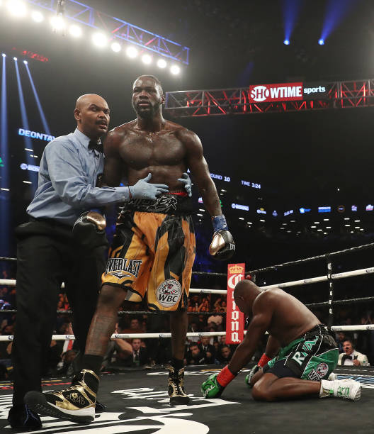 Deontay Wilder V Luis Ortiz Photos And Images