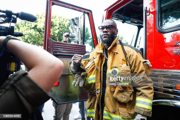 Lafd Station Pictures and Photos - Getty Images