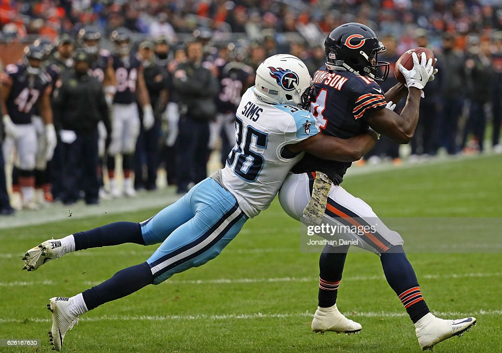 Tennessee Titans v Chicago Bears