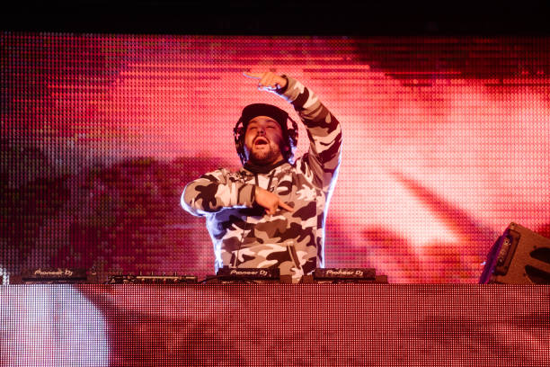 CA: Deorro Drive-In Concert At City National Grove Of Anaheim