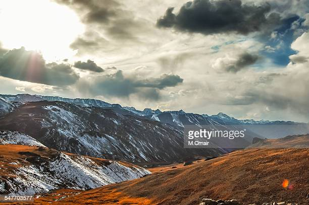 deosai national park - skardu stock pictures, royalty-free photos & images