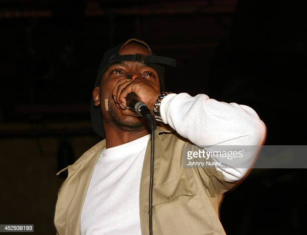 Dep during Alchemist Album Realease Party and Concert September 22 2004 at SOB in New York City New York United States