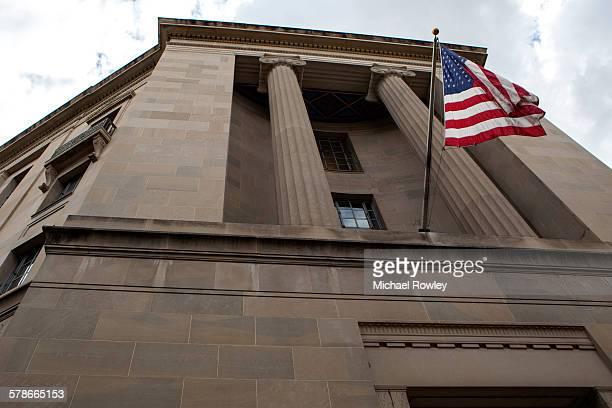 U.S. Department of Justice building CNNAARC465