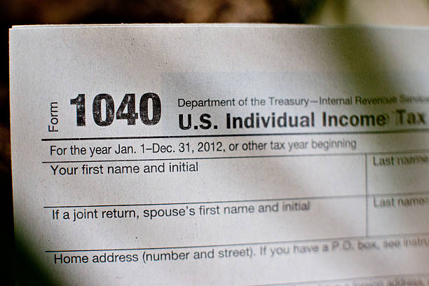 1040 1040ez Tax Forms Ahead Of 2013 Income Tax Deadlines Photos