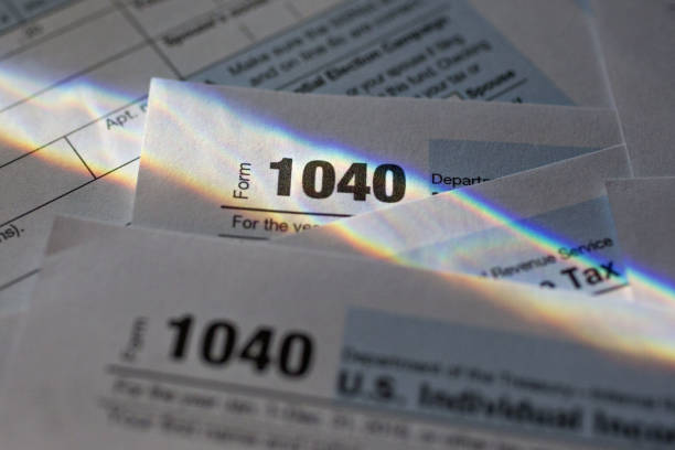 Internal Revenue Service Forms Ahead Of House Vote On Tax Reform