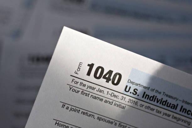 Photos Et Images De Internal Revenue Service Forms Ahead Of House