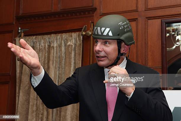 Department of Veteran Affairs Secretary Bob McDonald attends the 9th Annual IAVA Heroes Gala at the Cipriani 42nd Street on November 12 2015 in New...
