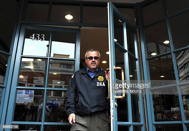 departs the Mickey Fine Pharmacy in Beverly Hills California on August 21 2009 The Federal drug agents investigating Michael Jackson�s death are...