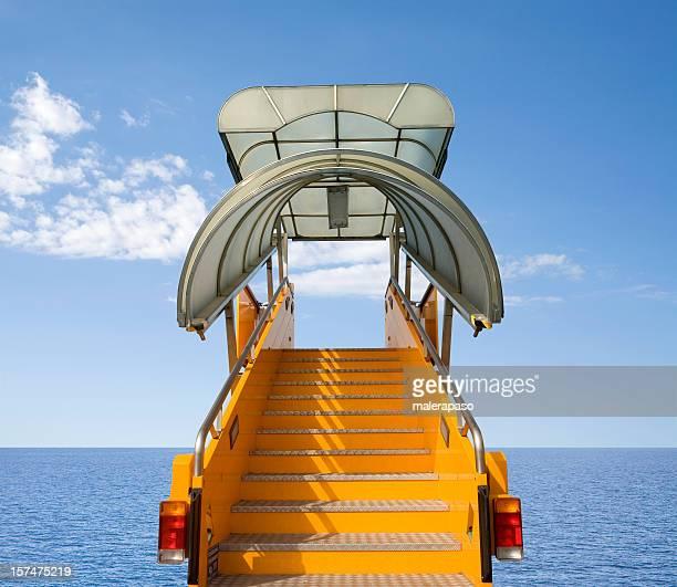 Départ pour la mer