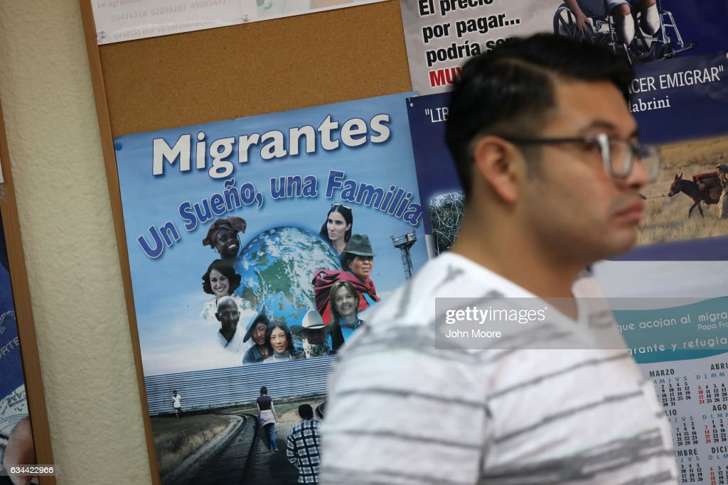 Deported Guatemalan Immigrants Arrive On ICE Flight from U.S : News Photo