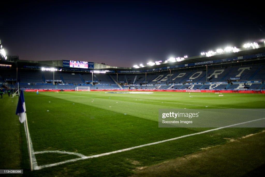 Deportivo Alaves v Atletico Madrid - La Liga Santander : ニュース写真