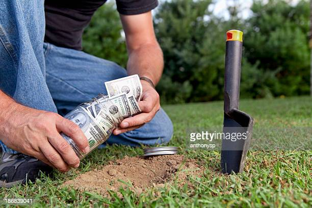 deposit - burying stock pictures, royalty-free photos & images