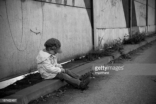 Depressed urban child