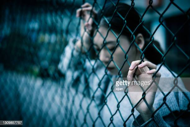 depressed woman - suicide stock pictures, royalty-free photos & images