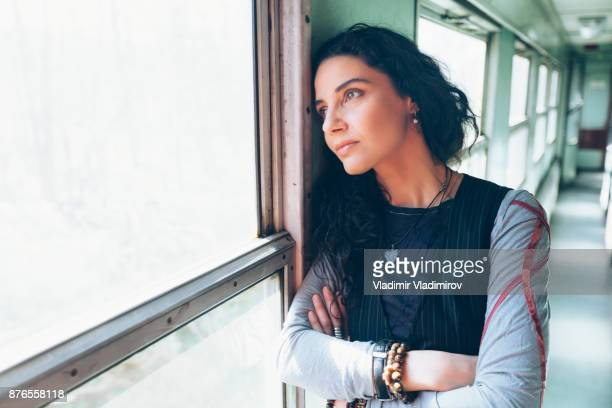 depressed woman - bounce back stock photos and pictures