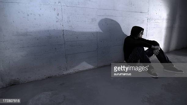 depression - suicide stock photos and pictures