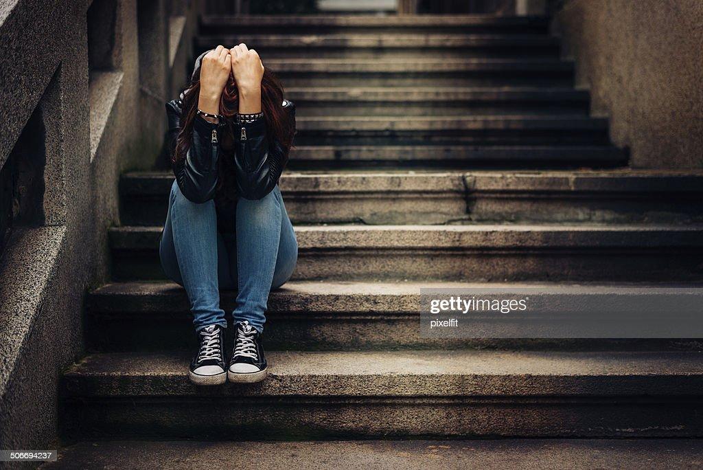 Depression : Stock Photo