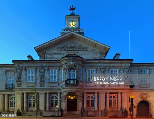 deptford town hall - town hall stock pictures, royalty-free photos & images