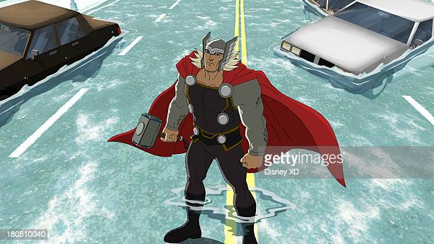 S AVENGERS ASSEMBLE Depth Charge When Attuma tries to sink Manhattan Hulk is forced to prove his strength or perish trying This episode of Marvel's...