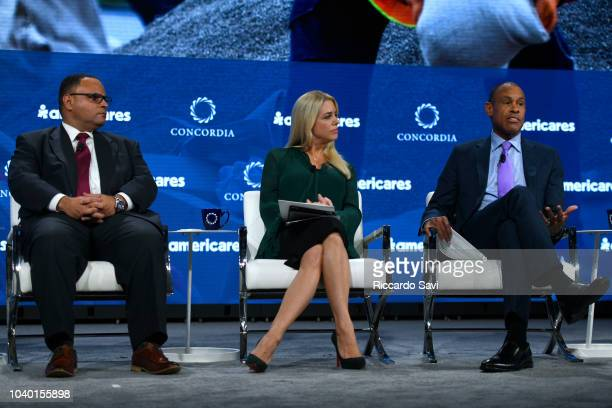 Deputy Assistant Administrator of the US Department of Homeland Security Alex Amparo Attorney General for the State of Florida Hon Pam Bondi and...